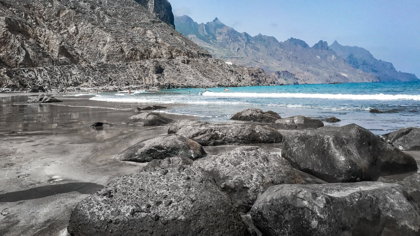 Яхтинг для начинающих на Канарских островах