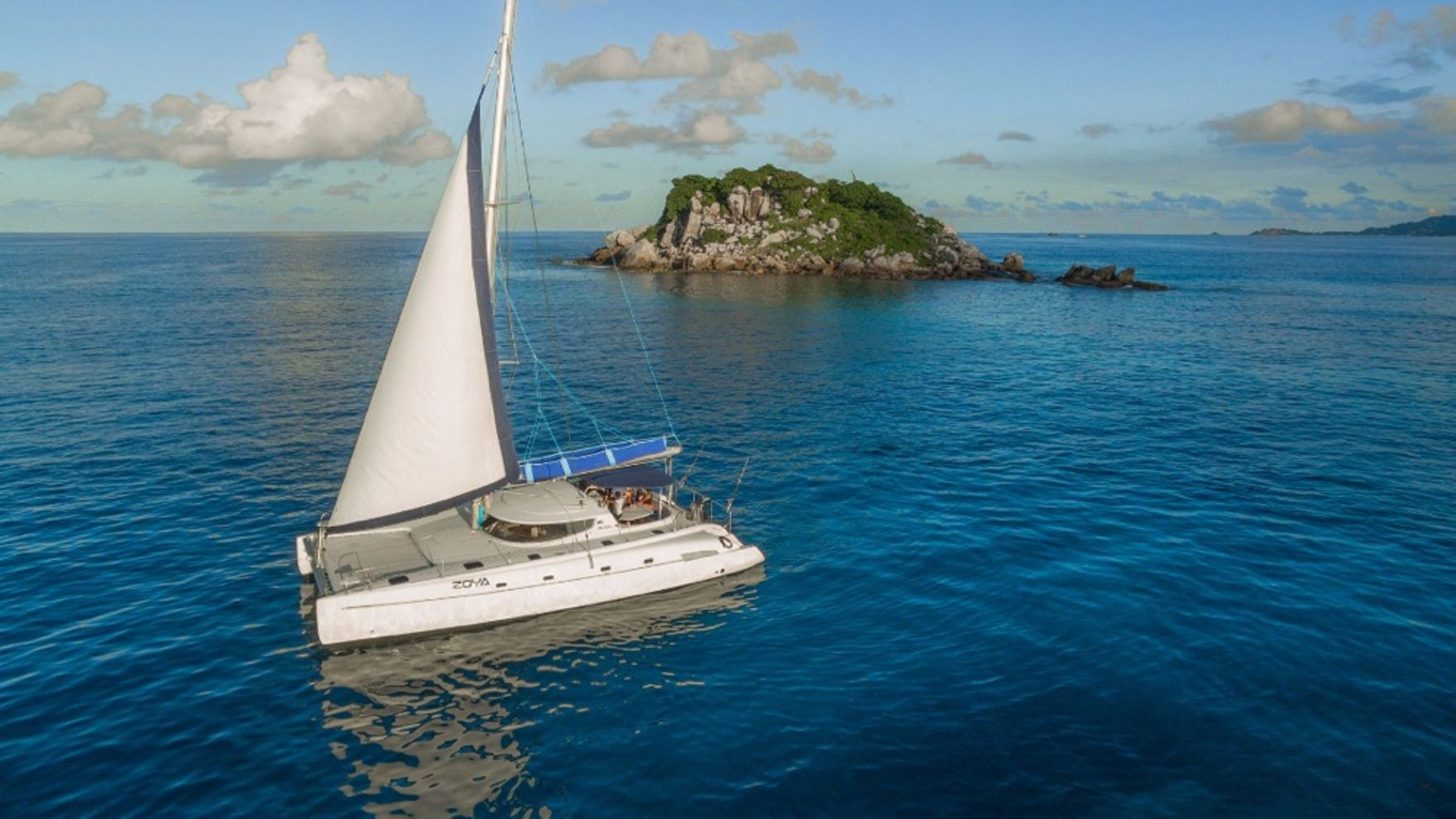 Yachting inSeychelles