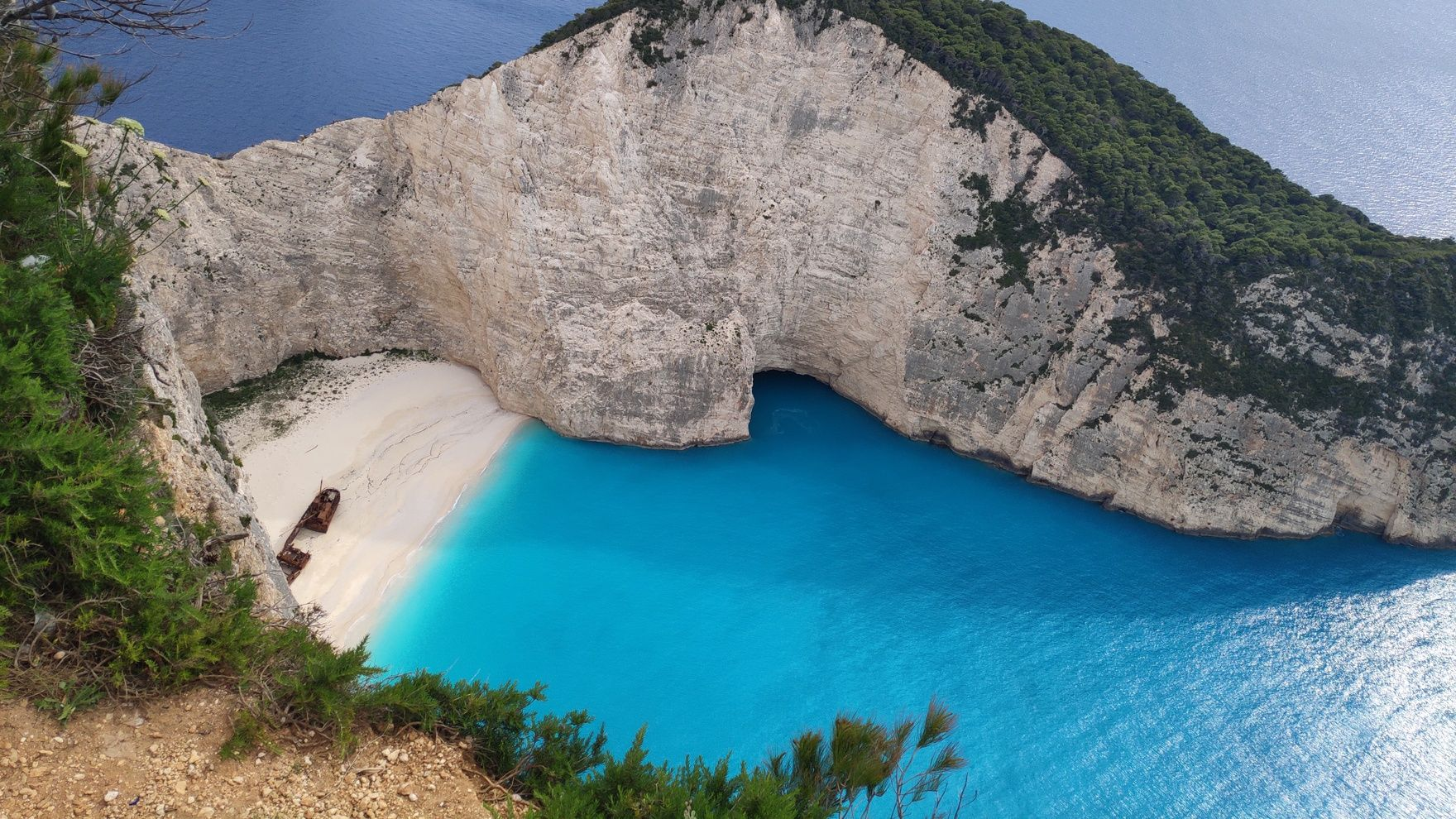 Yachting in the Ionian Sea around the Greek Islands