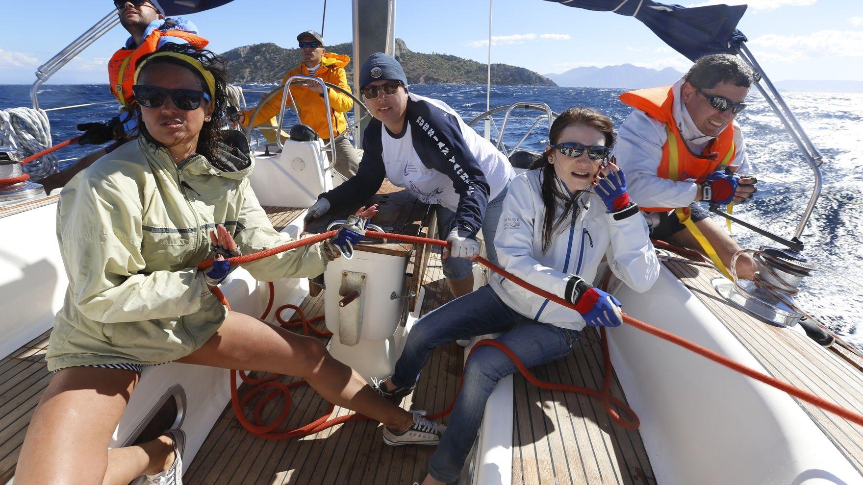 Russian Yacht Rally regatta 2021