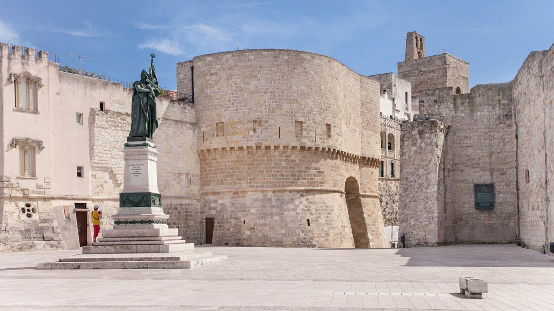 Southern Italy. Messina— Bari