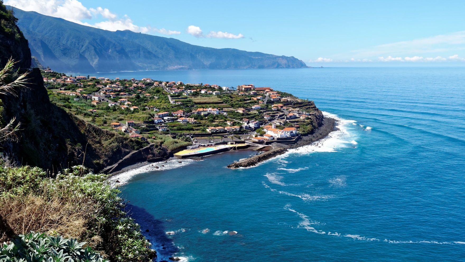 To Madeira for Madeira wine!